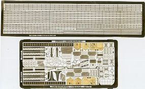 Toms Bismark & Tirpitz Radar Rails & Catapults Plastic Model Ship Accessory 1/700 #733