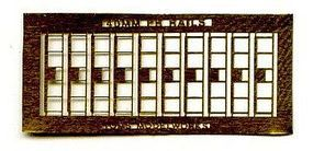 Toms 40mm Twin Rails Plastic Model Ship Accessory 1/700 Scale #766