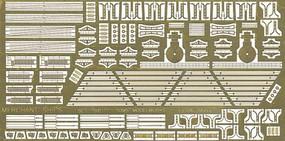 Toms 1/700 Merchant Ships (mainly Japanese) Detail Set