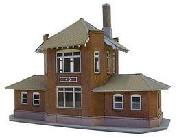 N-Scale-Arch MG Tower Kit - N-Scale