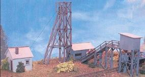 N-Scale-Arch Grover Cleveland Mine - N-Scale