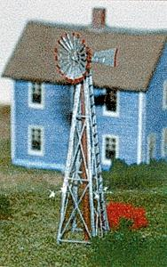 The N Scale Architect American Windmill - Z-Scale