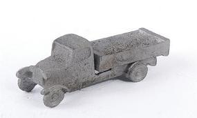 N-Scale-Arch 1940s Ford Coal Delivery Truck Z Scale Model Railroad Vehicle #30029