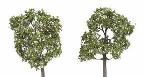 N-Scale-Arch Trees Spring Blssm Wht 6/ - N-Scale (6)