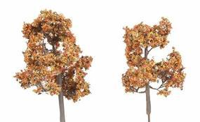 N-Scale-Arch Trees Fall Fiesta Rsst 6/ - Z-Scale (6)