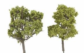N-Scale-Arch Trees New Growth 6/ - Z-Scale (6)