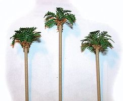 N-Scale-Arch Palm Spring Palms 6/ - Z-Scale (6)