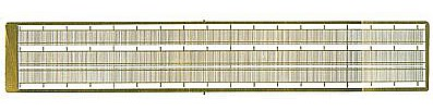 The N Scale Architect Spear Point Fence 420' - N-Scale