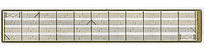 The N Scale Architect 5-Strand Stock Fence 560' - N-Scale