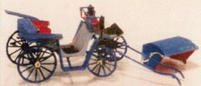 Central Park Carriage - Z-Scale