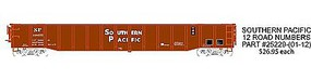 Trainworx Thrall 526 Gondola Car Southern Pacific #338128 N Scale Model Train Freight Car #2522903