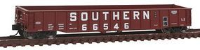Trainworx Thrall 526 Gondola Car Southern Railway #66546 N Scale Model Train Freight Car #2523509