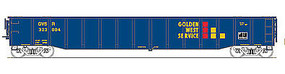 Trainworx Thrall 52 6 Gondola Car GVSR #323024 N Scale Model Train Freight Car #2528603