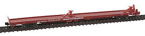 Trainworx PS 85 Flat Car Southern Pacific #513141 N Scale Model Train Freight Car #2852903