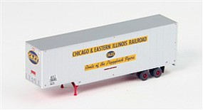 Trainworx N Sears Trailer C&EI