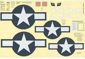 Top-Flite Decals Giant Corsair ARF