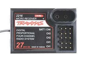 Traxxas Receiver Micro 4 Channel