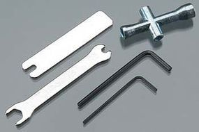 Traxxas 4 Way Open-End & U-Joint Wrenches