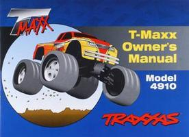 Traxxas Owners Manual T-Maxx 2.5