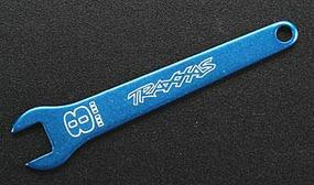 Traxxas Flat Wrench 8mm Blue Revo
