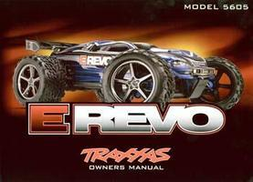 Traxxas Owners Manual E-Revo