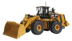Trucks-N-Stuff Caterpillar(R) 966K XE Wheel Loader - Assembled 1/50 Scale Diecast Model #10009