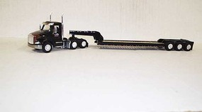 Trucks-N-Stuff Peter 579 w lowboy Black
