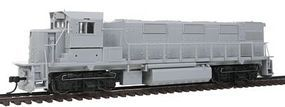 NRE Genset II Undecorated HO Scale Model Train Diesel Locomotive #10001382