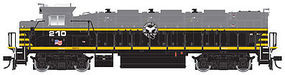 Trainman NRE Genset II Belt Railway of Chicago HO Scale Model Train Diesel Locomotive #10001384