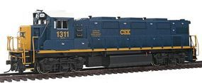 Trainman NRE Genset II CSX #1311 HO Scale Model Train Diesel Locomotive #10001390