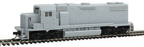GP38-2 DC Undecorated HO Scale Model Train Diesel Locomotive #10001742