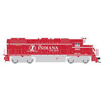Trainman EMD GP38-2 Sound & DCC Indiana Railroad #3802 HO Scale Model Train Diesel Locomotive #10001763