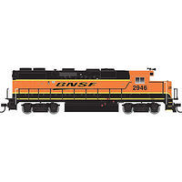 Trainman EMD GP39-2 - Standard DC BNSF Railway #2946 HO Scale Model Train Diesel Locomotive #10001771