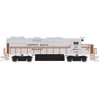 Trainman EMD GP39-2 Copper Basin Railway #502 HO Scale Model Train Diesel Locomotive #10001774