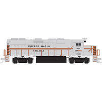 Trainman EMD GP39-2 Copper Basin Railway #501 HO Scale Model Train Diesel Locomotive #10001787