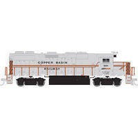 Trainman EMD GP39-2 Copper Basin Railway #502 HO Scale Model Train Diesel Locomotive #10001788