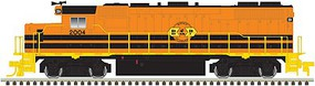 Trainman EMD GP38-2 w/Sound & DCC South Carolina Central #2032