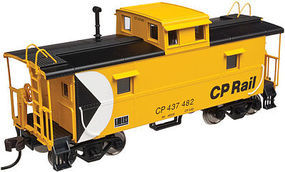 Trainman Cupola Caboose Canadian Pacific #437472 HO Scale Model Train Freight Car #20003675
