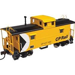 Atlas Trainman Cupola Caboose CP Rail #437476 -- HO Scale Model Train Freight Car -- #20003676