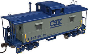 Trainman Cupola Caboose CSX #20984 HO Scale Model Train Freight Car #20003677