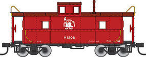 Trainman Cupola Caboose Jersey Central #91513 HO Scale Model Train Freight Car #20003683