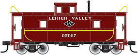 Trainman Cupola Caboose Lehigh Valley #95067 HO Scale Model Train Freight Car #20003685