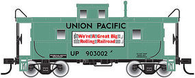 Cupola Caboose Union Pacific #903002 HO Scale Model Train Freight Car #20003689