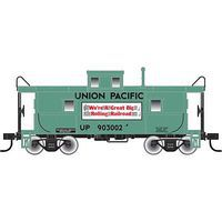 Trainman Cupola Caboose Union Pacific #903003 HO Scale Model Train Freight Car #20003690