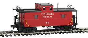 Trainman Cupola Caboose Tennessee Central #83 HO Scale Model Train Freight Car #20003733
