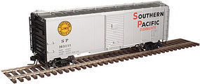 Trainman 37 40 Boxcar Kit Southern Pacific #163803 HO Scale Model Train Freight Car #20003803