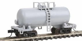 Trainman 28 Beer Can Shorty Tank Car Undecorated N Scale Model Train Freight Car #3230