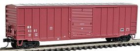 Trainman 506 Boxcar Meridian & Bigbee/M&B Railroad N Scale Model Train Freight Car #50000770