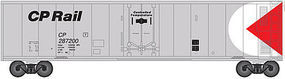Trainman 50 Mechanical Reefer Canadian Pacific #287188 N Scale Model Train Freight Car #50001170