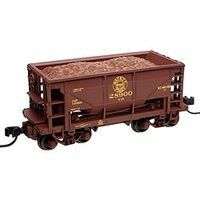 Trainman 70 ton Ore Car Missabe Safety First 28904 N Scale Model Train Freight Car #50001615